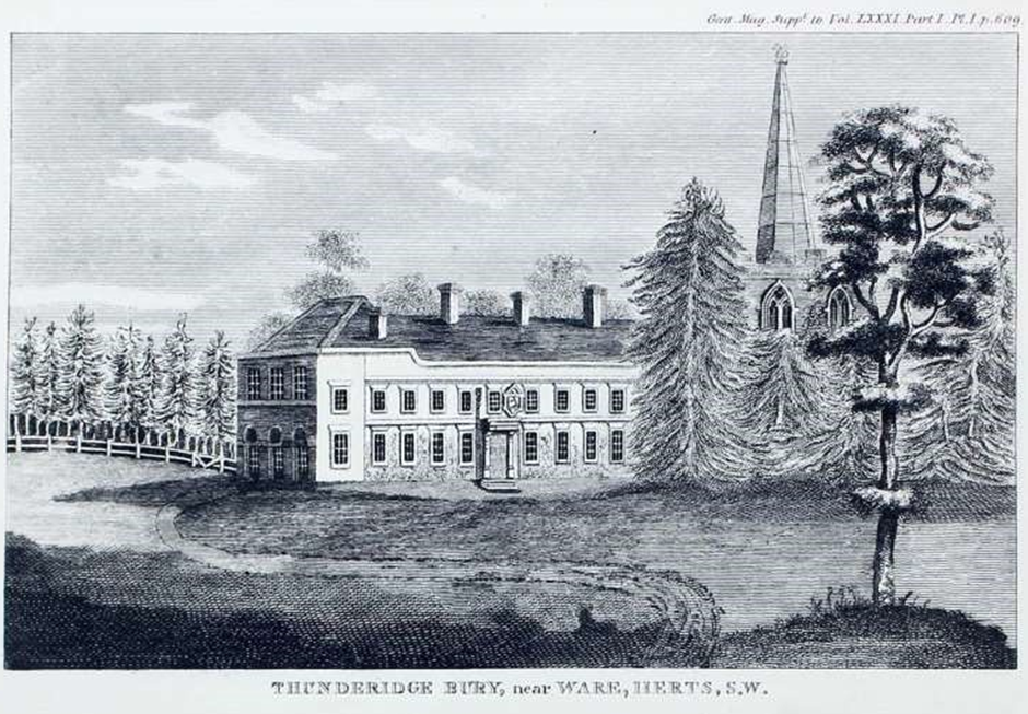 Thundridgebury Manor